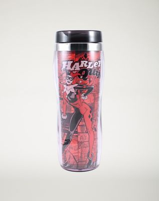 Harley Quinn Travel Mug