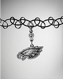 Philadelphia Eagles Choker Necklace