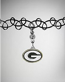 Green Bay Packers Choker Necklace