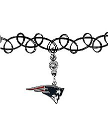 New England Patriots Choker Necklace