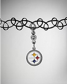 Pittsburgh Steelers Choker Necklace