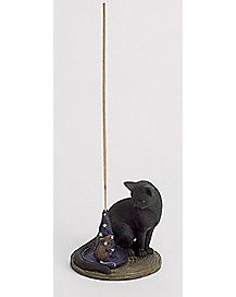Magical Cat Incense Burner