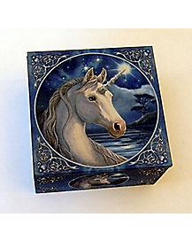 Lisa Parker Unicorn Mirror Box