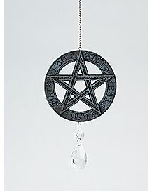 Pentagram Dream Catcher