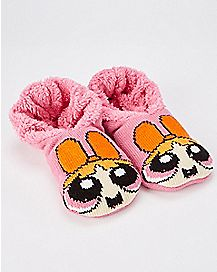 Blossom Power Puff Girls Slippers