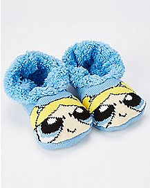 Bubbles Power Puff Girls Slippers