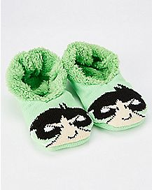 Buttercup Slippers - Power Puff Girls