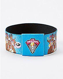 Booty O's WWE Elastic Bracelet
