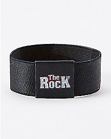 The Rock WWE Elastic Bracelet