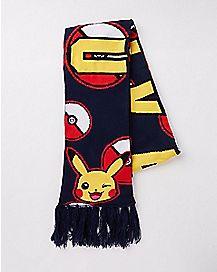 Pikachu Scarf - Pokemon