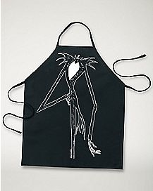 Jack Nightmare Before Christmas Apron