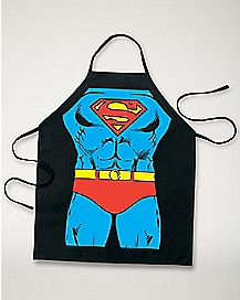 Superman Character Apron - DC Comics