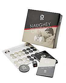 Naughty or Nice Board Game