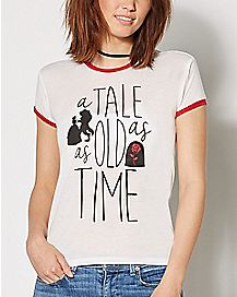 Tale as Old as Time Beauty and the Beast T Shirt - Disney