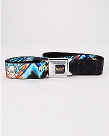 Ressurection Dragonball Z Seatbelt Belt