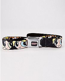 Powerpuff Girls Seatbelt Belt