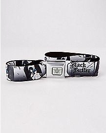 Gradient Seatbelt Belt - Black Butler