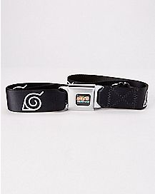 Hidden Leaf Naruto Seatbelt Belt