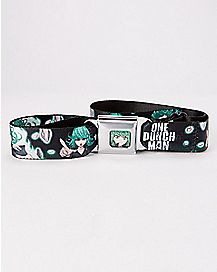 Tatsumaki One Piece Seatbelt Belt