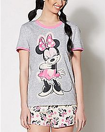Minnie Mouse Pajama Set - Disney