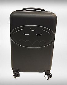 Batman Wheeled Luggage - DC Comics