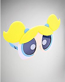 Bubbles Powerpuff Girls Sunstache