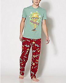 A Christmas Story Pajama Set