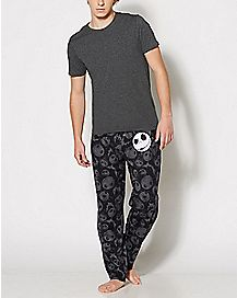Jack Nightmare Before Christmas Lounge Pants