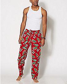 Nutcracker Buddy The Elf Lounge Pants