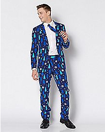 Winter Woods Party Suit