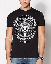 Asking Alexandria Light in the Darkness T Shirt