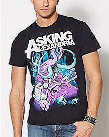 Asking Alexandria Devour T Shirt