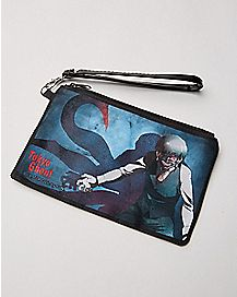 Tokyo Ghoul Mask Zip Wallet