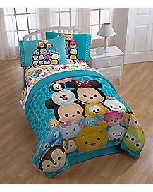 Tsum Tsum Disney Comforter - Twin/Full