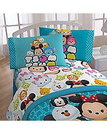 Tsum Tsum Disney Sheet Set - Full