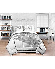 Star Wars Death Star Comforter - Queen