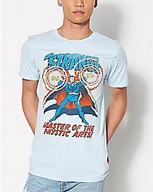 Master of The Mystic Arts Doctor Strange T Shirt - Marvel Comics
