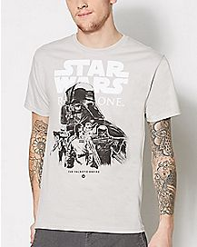 Rogue One Star Wars T Shirt