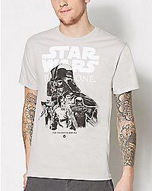 Rogue One Star Wars T Shirt