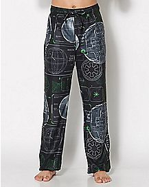 Star Wars Death Star Lounge Pants