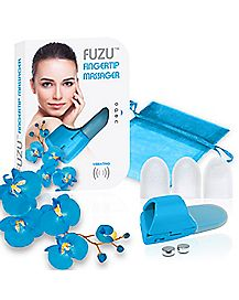 Fuzu Fingertip Massager - Blue