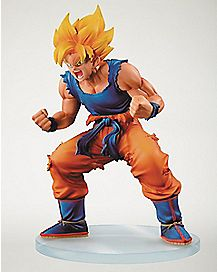 Super Saiyan Goku Dragon Ball Z Figure