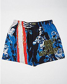 Rule The Galaxy Star Wars Boxers