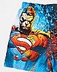 Logo Superman Boxer - DC Comics