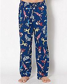 Power Rangers Lounge Pants