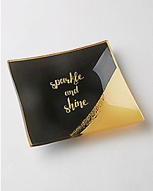Sparkle and Shine Trinket Tray