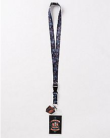 Fantastic Beasts And Where To Find Them Lanyard