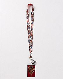 Newt Scamander Wand Fantastic Beasts And Where To Find Them Lanyard