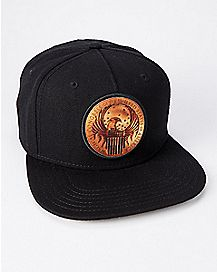 MACUSA Shield Fantastic Beasts And Where To Find Them Snapback Hat