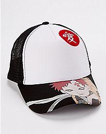 Garras Naruto Trucker Hat